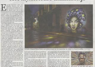 Newspaper Belgium