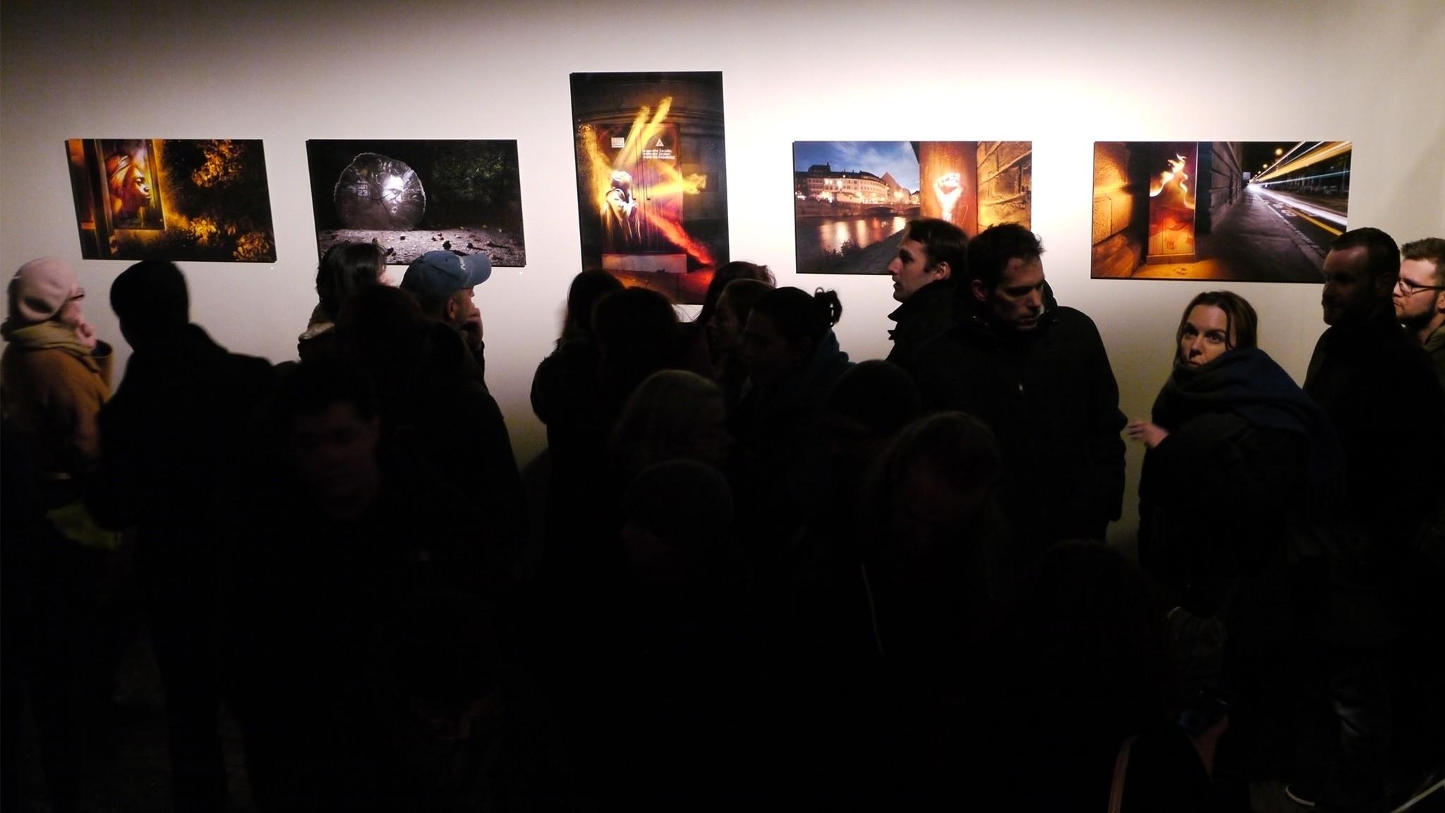 Luminale solo expo, Frankfort,2016