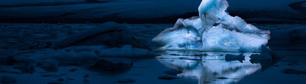 Dronelighted Iceberg 2018