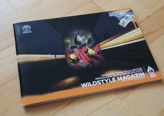 Wildstyle Cover